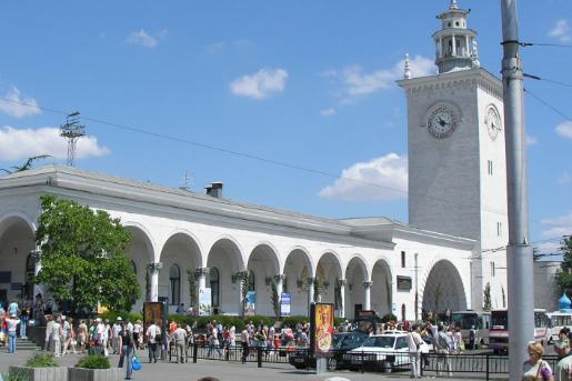 Расписание электричек Крыма