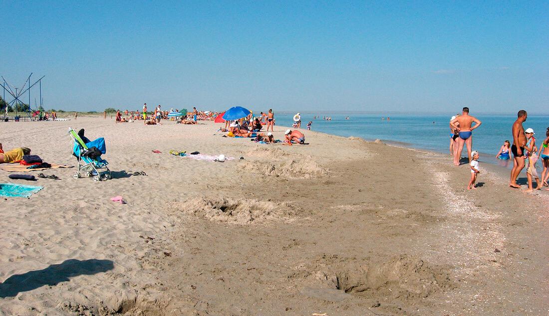 Поповка пляжи отзывы 24
